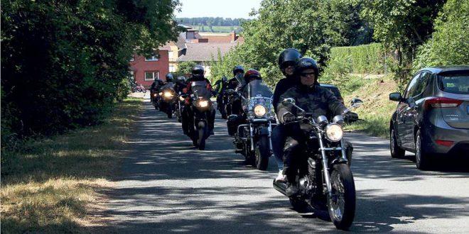 Biker-Treffen in Weddingen