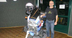 Motorradreise durch Zentralasien