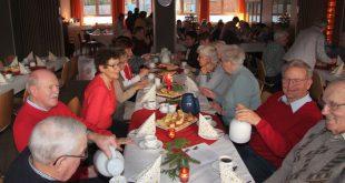 Seniorenweihnachtsfeier in Lengde