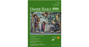 Mit dieser Ausgabe ist UNSER HARZ zum 800. Male seit 1953 erschienen. Das spricht für die hohe Qualität der Zeitung und die Treue seiner Leserschaft.