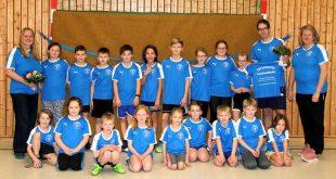 Leichtathletikabteilung des TSV Immenrode