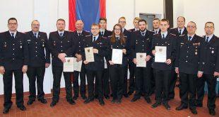 Jahreshauptversammlung Freiwillige Feuerwehr Jerstedt