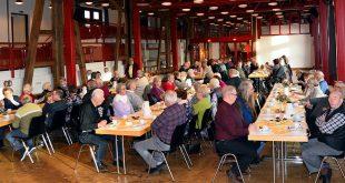 Jahreshauptversammlung des Haus- und Grundbesitzervereins Schladen