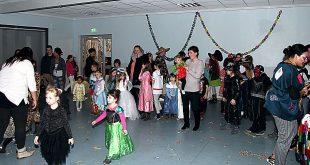 Kinderfasching Jugendzentrum B6