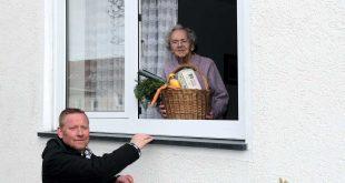97-jährige Großmutter