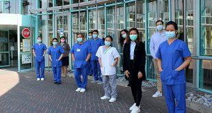 Pflegekräfte von den Philippinen