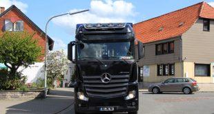 LKW in Vienenburg