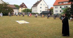 Pfingstgottesdienst Vienenburg
